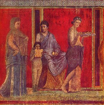 Pompeji, Pompejanischer Maler, ca. 60 v. Chr.